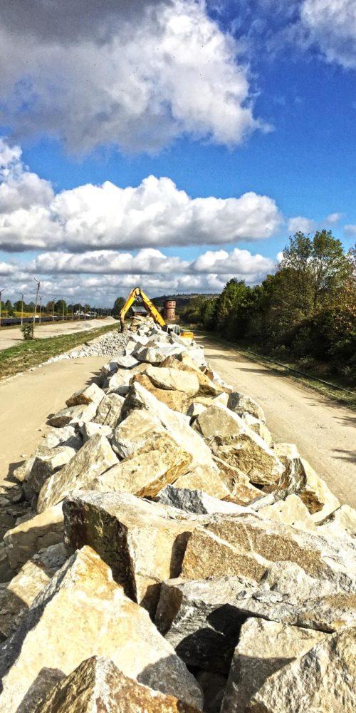 Kamienie hydrotechniczne