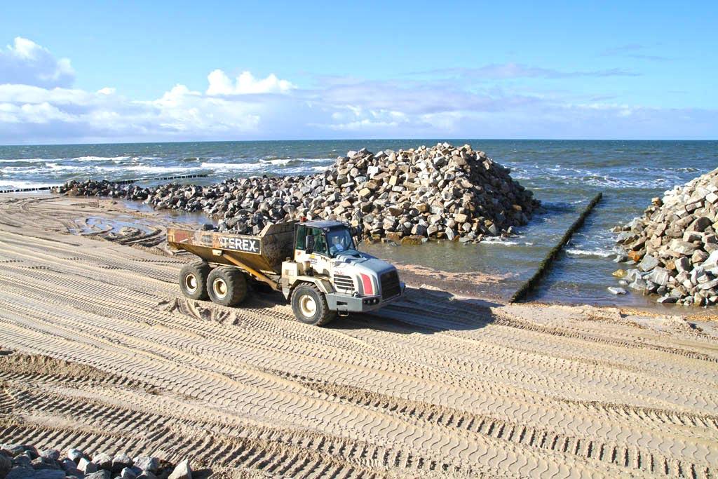 Dostawy kamienia hydrotechnicznego w Jaroslawcu
